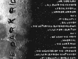 Виниловая поастинка Helloween - The Dark Ride 2000/2019 2LP (BOBV592LPLTD)