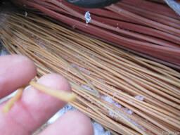 Винипласт прут диам. 3,4,спаяный 6 мм