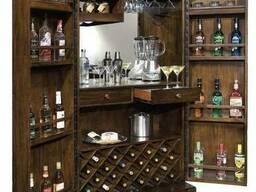 Винный стелаж, винный шкаф, сервант