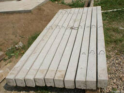 Столбик для забора 2ВС24-3 2400х90х86 Бетонные столбики широко используются для сада,