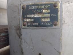 Вінтіль електромагнітний СВВ 25