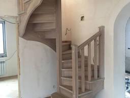 Винтовая лестница А1 на заказ Киев Одесса