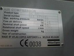 Винтовой компрессор б/у Atlas Copco GA55 - фото 3