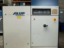 Винтовой компрессор бу Alup SCK 61-10, (7 кубов, 10 бар)