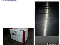 Винтовой компрессор бу Garden Denver VS11, 1. 63м3/мин, 10ба