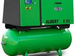 Винтовой компрессор с осушителем ATMOS - Albert