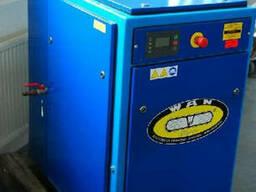 Винтовой компрессор WAN NK100 22 кВт 3660 л/мин - фото 1