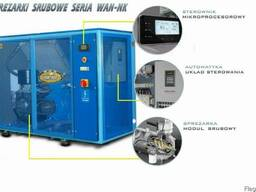 Винтовой компрессор WAN с частотным регулированием