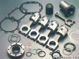 Винтовой, поршневой компрессор, запасные части, масло, филь - фото 5