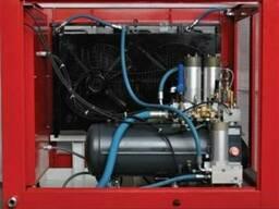 Бустер компресор високого тиску для петт тари