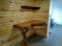 Вироби з дерева под старину - фото 2