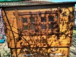 Вироби з дерева под старину - фото 3