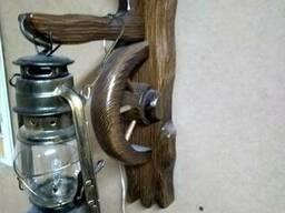 Вироби з дерева под старину - фото 6