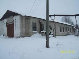 Виробнича база в Малине Житомирської обл.