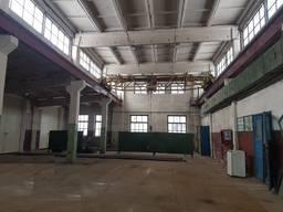 Виробниче приміщення 1200 кв. м. з приватною землею 1 Га