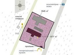 Виробничі приміщення на 2га землі під промислові та складськ