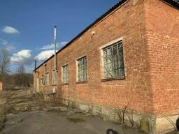 Виробничо-складське приміщення