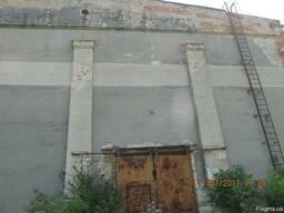 Виробничо складські приміщення ж. д колія