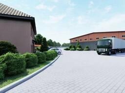 Виробничо-складський комплекс класу В 3200 м2. Гостомель.