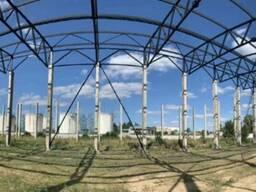 Виробничо-складський комплекс класу В 6600 м2. Гостомель.