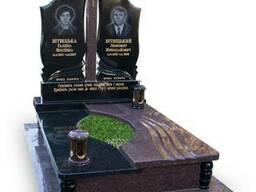 Виробництво Памятників з граніту. Памятник