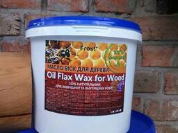 Льняне масло Frost(фрост) продаються антисептики для дерева