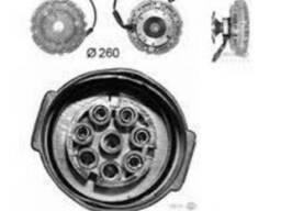 Вискомуфта DAF 95XF, CF85, XF95