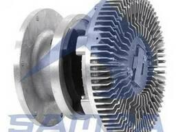 Вискомуфта привода вентилятора MB Actros