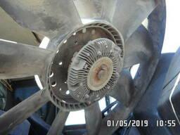 Вискомуфта с вентилятором Cummins 11 MAN ERF 2001 г. в.