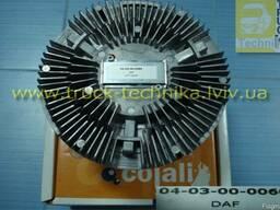 Вискомуфта вентилятора DAF