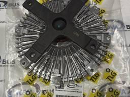 Вискомуфта вентилятора двигателя 4НК1, 6НК1, Атаман евро 4, 5 Isuzu NPR75