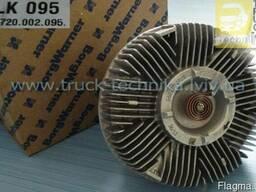 Вискомуфта вентилятора системы охлаждения Mercedes