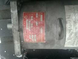 Високомоментні двигуни постійного струму 2ПБВ112S (15Нм) та