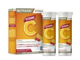 Вітамін С' Nutraxin, 28 таблеток