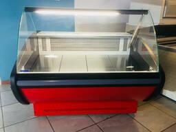 Холодильная витрина Каролина 1.4 м Carolina AG 108 deli A Технохолод