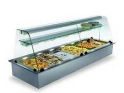 Витрина холодильная Enofrigo Rumba 1400 RF (с полкой)