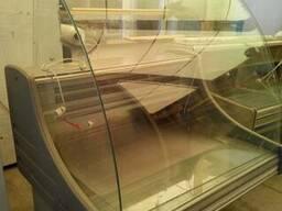 Витрина холодильная кондитерская б\у 1,2 м Технохолод