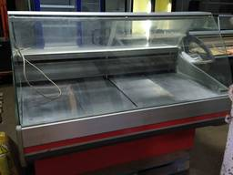 Витрина Росс бу, 1,6м, холодильная витрина Росс универсальна