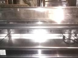 Витрина тепловая настольная Roller Grill vhc 1000 б/у