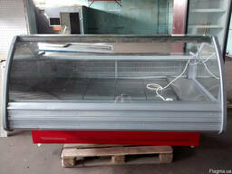 Витрина - торговый холодильник бу, витрина холодильная бу