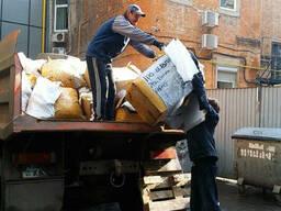 Вивіз будівельного сміття в Ужгороді та області