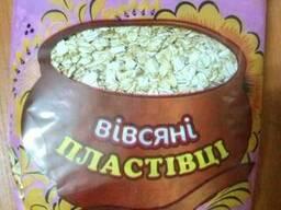 """Вівсяні пластівці """"Повний Глечик"""" 400г, 1/12"""