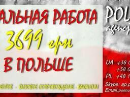 Виза рабочая 180/360 трудоустройство Польша/Литва