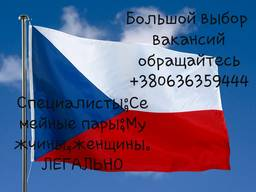 Віза та робота в Чехии і Польщі