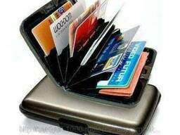 Визитница Aluma Wallet