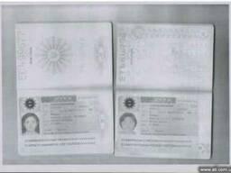Визы в Англию, США, Канаду, шенгенвизы