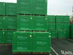 ВК Блок (Газосиликатный блок)