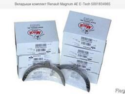 Вкладиші (комплект) Renault Magnum AE390/430/470 E-Tech 400/