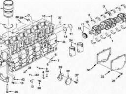 Клапан редукционный системы смазки CS923E двигатель. ..
