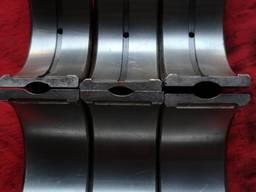 Вкладыши компрессора К2-ЛОК, номинал, ремонтные